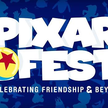 Pixar Fest is Now Open at Disneyland Resort
