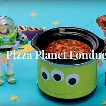 Nerd Food: This Toy Story Pizza Planet Fondue is Out of This World