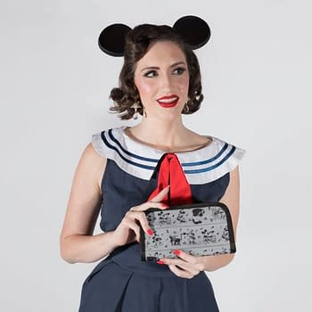 Meet the Creators Behind the New Harveys Steamboat Willie Line at Disney Springs