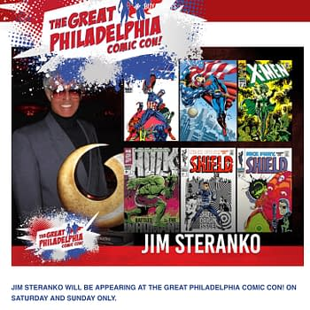 Jim Steranko Blames Promoter Chris Wertz for Great Philly Comic Con Absence