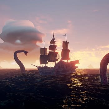 You Can No Longer Fly Your Ship in Sea of Thieves