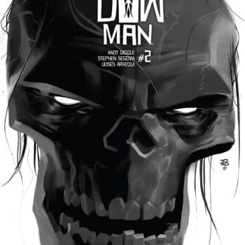 Shadowman #2 cover by Tonci Zonjic