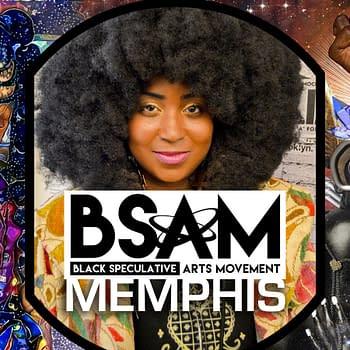 Dieselfunk Dispatch: BSAM MEMPHIS With Sheree Renée Thomas