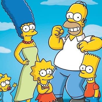 The Simpsons Parodies Gunsmoke Opening as it Moves in to Record Books