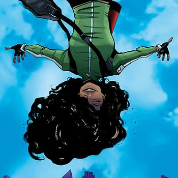 Skyward #1 Review: Exhilarating and Unique