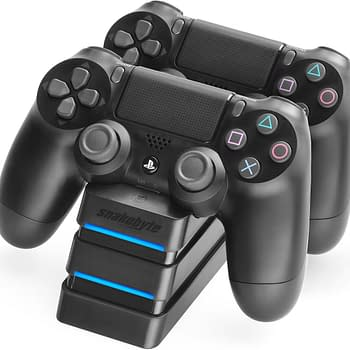 Can We Dump These Cords We Review the Snakebyte Twin: Charge 4 for PS4
