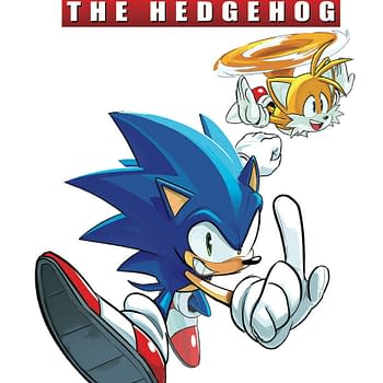 Sonic #1 Sells Out Gets 2nd Printing