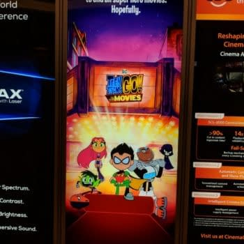 Teen Titans Go to the Movies Hopes to Induce Superhero Movie Fatigue in New Cinemacon Poster