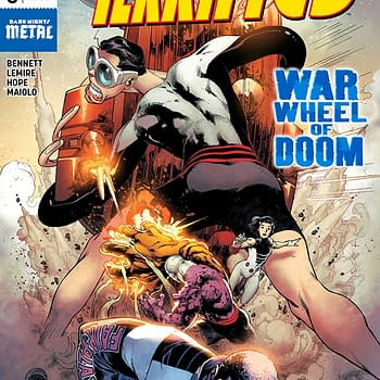 Terrifics #3 Review: The Body Horror Slingshot