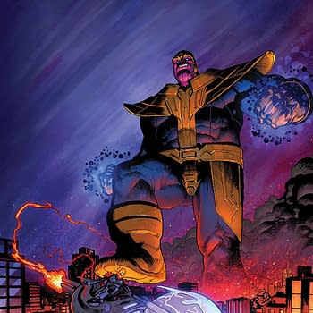 Thanos Annual #1 Review: Reading Nietzsche While Watching Caddyshack