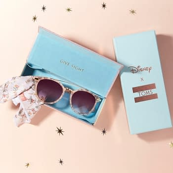 Nerd Fashion: Disney Princess TOMS Are Here to Help You Look Good and Do Good