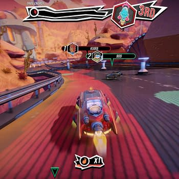 Racing While Marking Our Territory in Trailblazers from PAX East