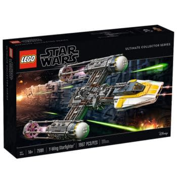 Star Wars Y-Wing Fighter is the Newest UCS LEGO Ship, Hits Stores May 4