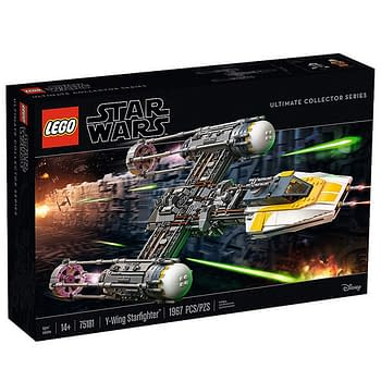 Star Wars Y-Wing Fighter is the Newest UCS LEGO Ship Hits Stores May 4
