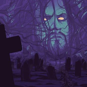 The Undertaker Returns to Comics with New BOOM Studios Graphic Novel by Chad Dundas and Rodrigo Lorenzo