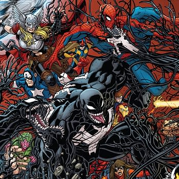 X-Men: Bland Design X-Travaganza &#8211 Theres No Escape from Venom X-Overs in Venomized #1