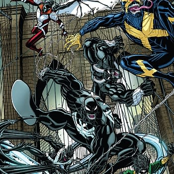 X-Men: Bland Design X-Travaganza &#8211 Because U Demanded It D-Man in Venomized #2