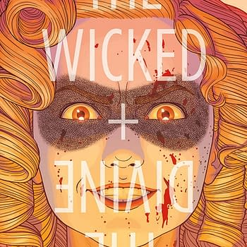 Wicked + Divine #35 Review: Goes by Too Quickly but Great Nonetheless
