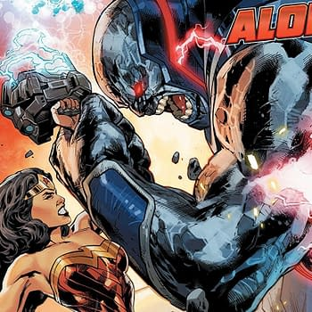 Wonder Woman #44 Review: Fun With Darkseid But the Story is Shallow
