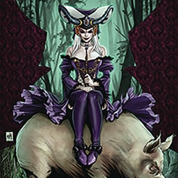 Wonderland Takes Revenge in Zenescope Entertainment July 2018 Solicits
