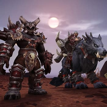 Blizzard Shows Off New Alliance and Horde Races in World Of Warcraft