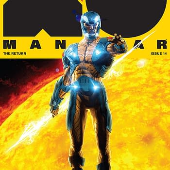 X-O Manowar #14 Review: Aric Comes Home