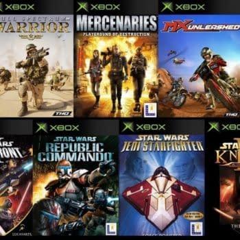 Microsoft Adds Eleven Original Xbox Games to Backwards Compatibility