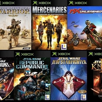 Microsoft Adds Eleven Original Xbox Games to Backwards Compatibility