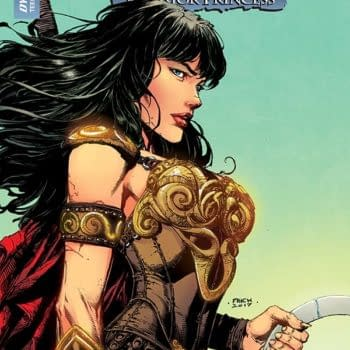 Exclusive Extended Preview: Xena #3 by Meredith Finch and Vicente Cifuentes