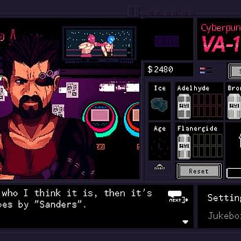 Falling in Cyberpunk Love With Ysbryd's VA-11 HALL-A at PAX East