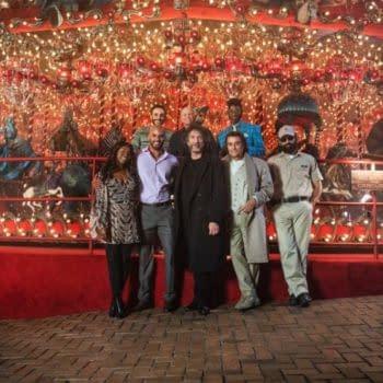 American Gods Season 2: Neil Gaiman Tweets God Squad Pic, Video Confirms 2019 Premiere