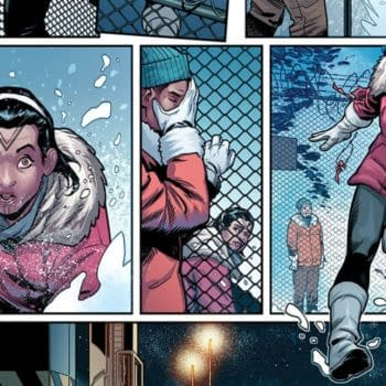 New Inuk-Canadian Superhero Snowguard to Join Marvel's Champions