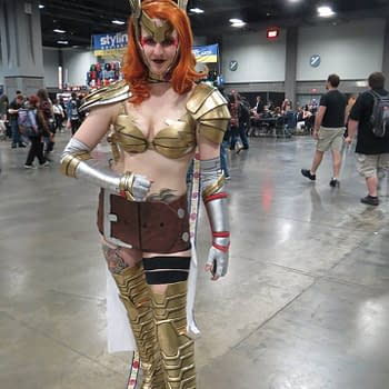 From Iron Spider to a Flaming Ghost Rider – a Cosplay Gallery from Awesome Con in Washington, DC