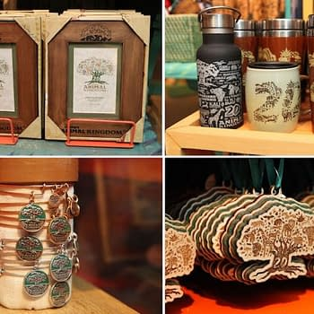 New Tree of Life Merchandise Available for Animal Kingdoms 20th Birthday