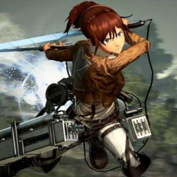 Koei Tecmo Adds Free Expulsion Mode to Attack On Titan 2