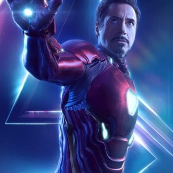 """Robert Downey Jr.'s """"Iron Man"""" Memorialized as a Statue in Italy"""
