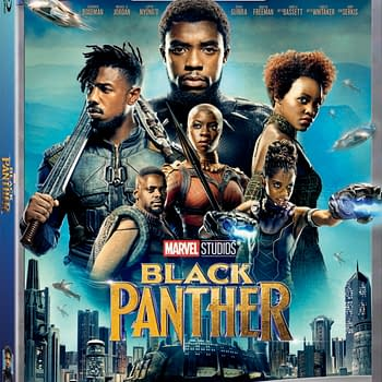Things We Learned from the Black Panther Blu-ray Special Features