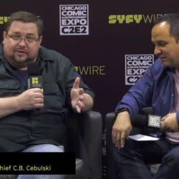 c.b. cebulski c2e2 2018