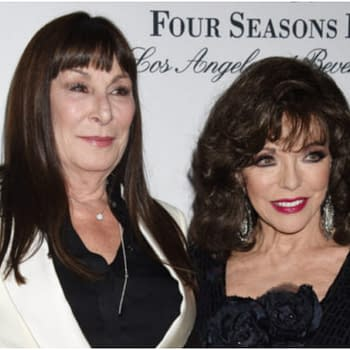 American Horror Story Season 8: Ryan Murphy Adds Dynastys Joan Collins Interested in Anjelica Huston