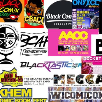 Dieselfunk Dispatch: Cons of Color, Gender, and Inclusion