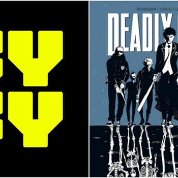 Deadly Class: Syfy Orders Rick Remender Wes Craig Image Graphic Novel to Series