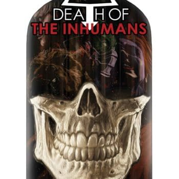 Improbable Previews: A Reckoning is at Hand in Death of the Inhumans #1