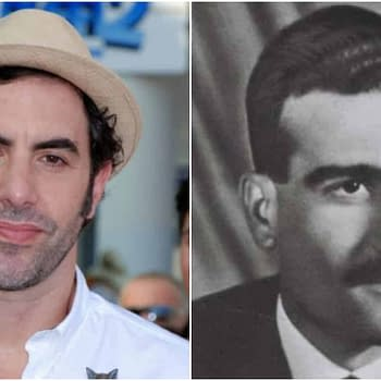 Sacha Baron Cohen to Portray Israeli Spy Eli Cohen in Netflix Limited Series The Spy