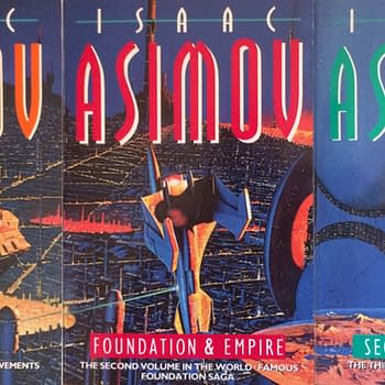 Apple Developing Isaac Asimov Foundation Trilogy Series from David S. Goyer Josh Friedman