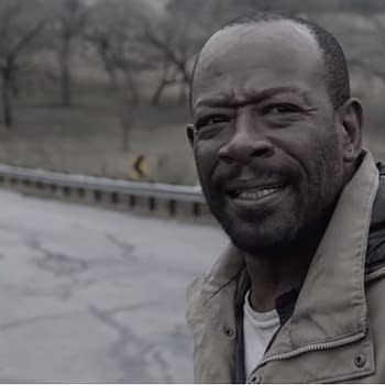 Morgan and Nick Avoid Vultures in New Fear the Walking Dead Preview