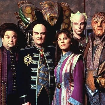 J. Michael Straczynski Says With Current Warner Bros. Execs Babylon 5 Never Going to Happen