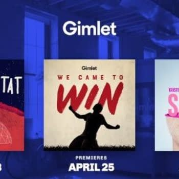 Gimlet's Spring 2018 Podcasts Include Kristen Wiig/Alia Shawkat's Sandra, FIFA World Cup Series