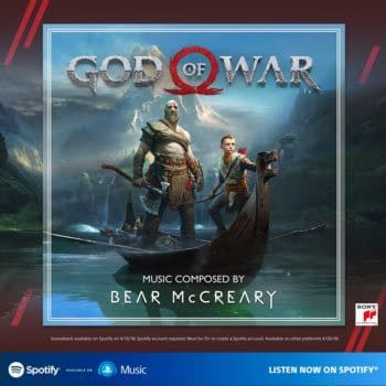PlayStation Releases Bear McCreary's God of War Soundtrack on Spotify a Week Early