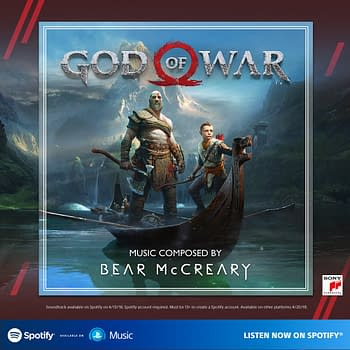 PlayStation Releases Bear McCrearys God of War Soundtrack on Spotify a Week Early