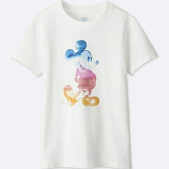 Nerd Fashion: UNIQLO's New Mickey and the Sun Collection